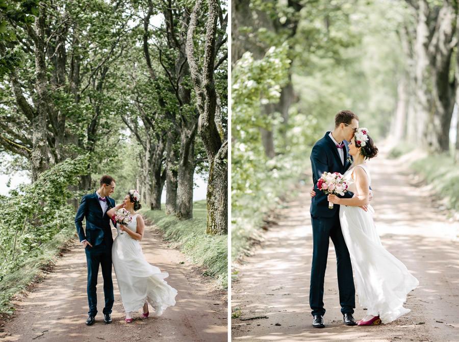kāzas aleja