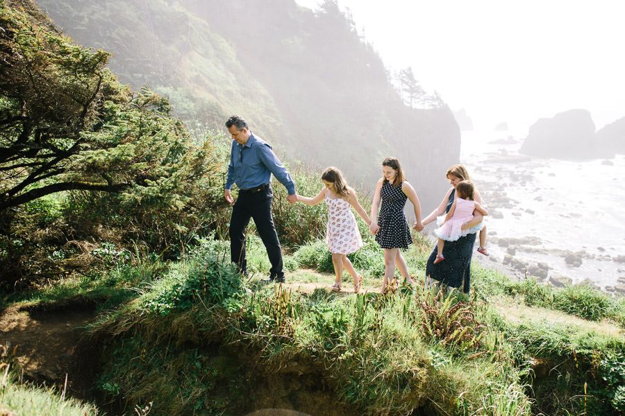 oregon coast family photosession
