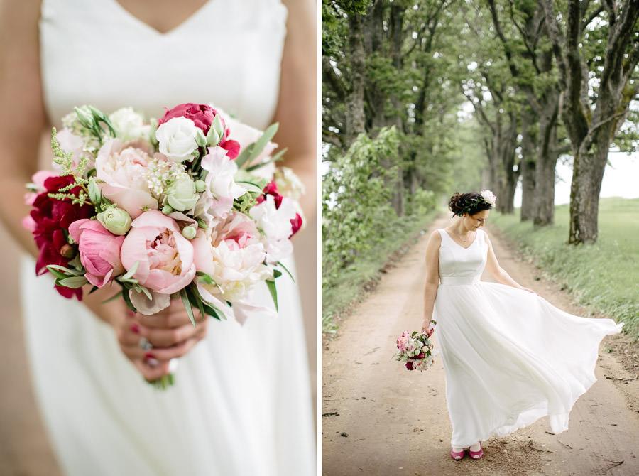 roza kazu ziedi