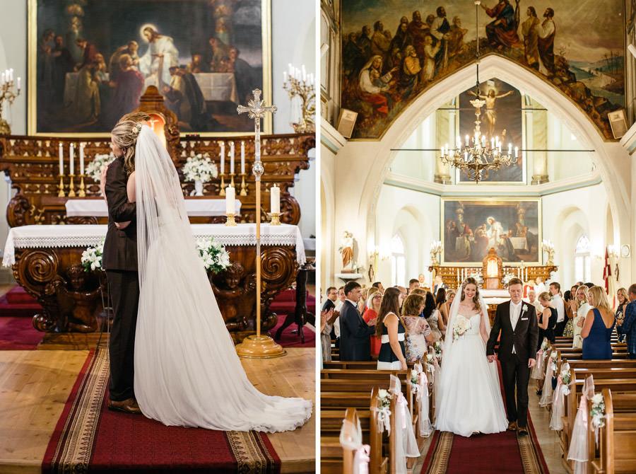 kāzu ceremonija magdalēnas baznīca