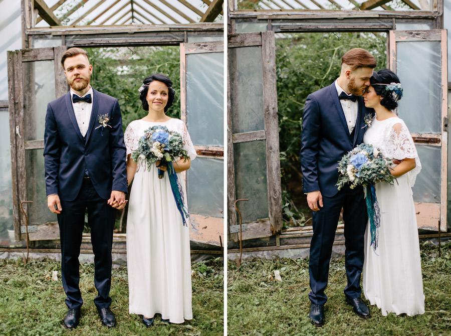 kāzas laukos