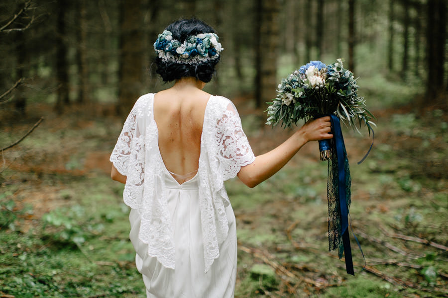 līgava mežs
