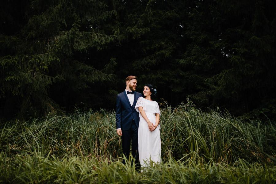kāzas mežs