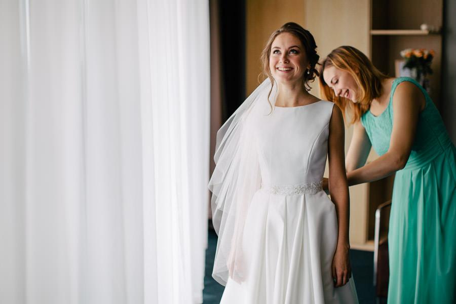 līgavas pucēaanās