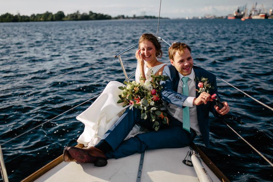 kāzas jahta daugava