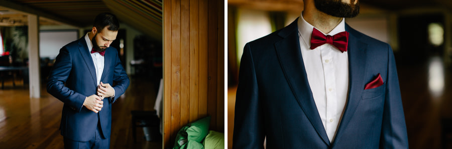 līgavaiņa uzvalks