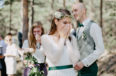 emocionālas kāzu bildes