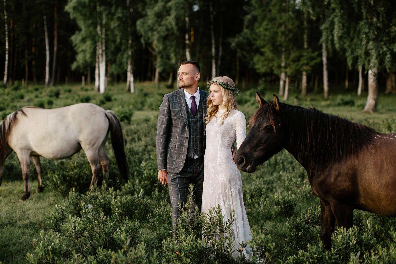 fotosesija ar zirgiem