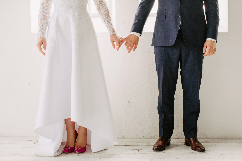 cute wedding details