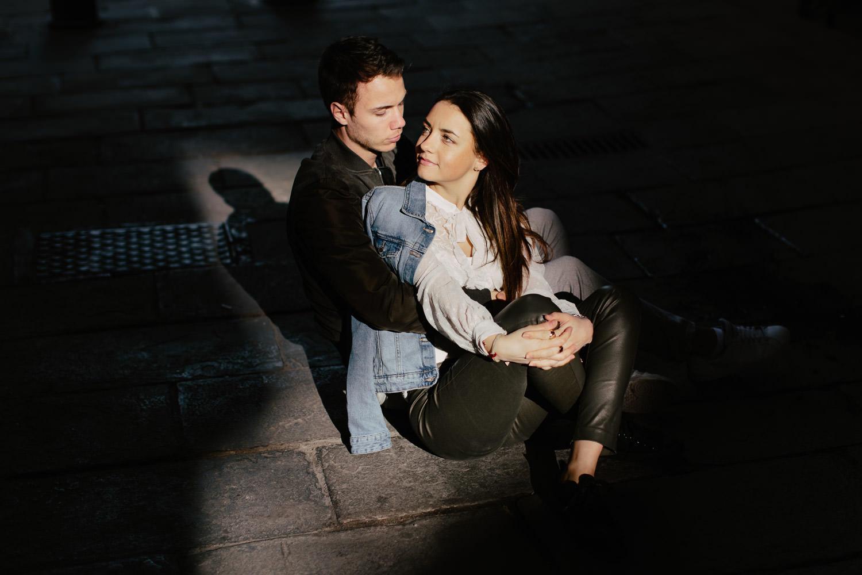 couple photoshoot barcelona
