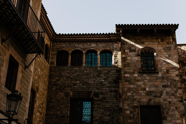 barcelona gothic quartet