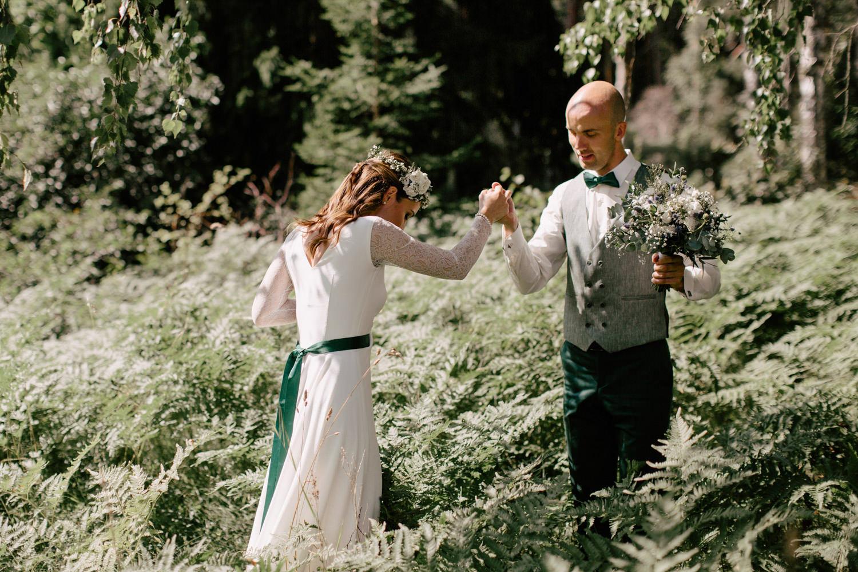 kāzas papardes