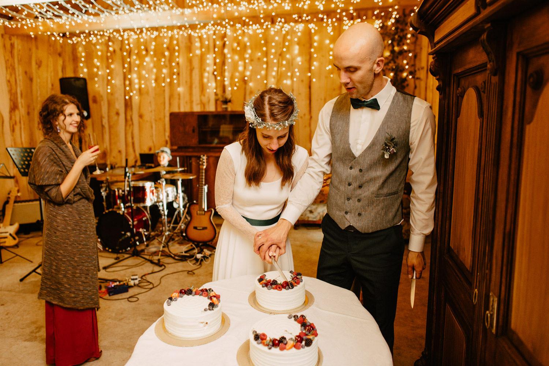 tarte kāzu kūka